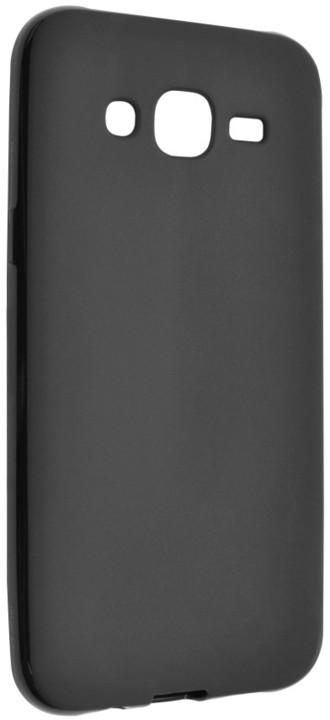 FIXED TPU gelové pouzdro pro Samsung Galaxy J5, černá