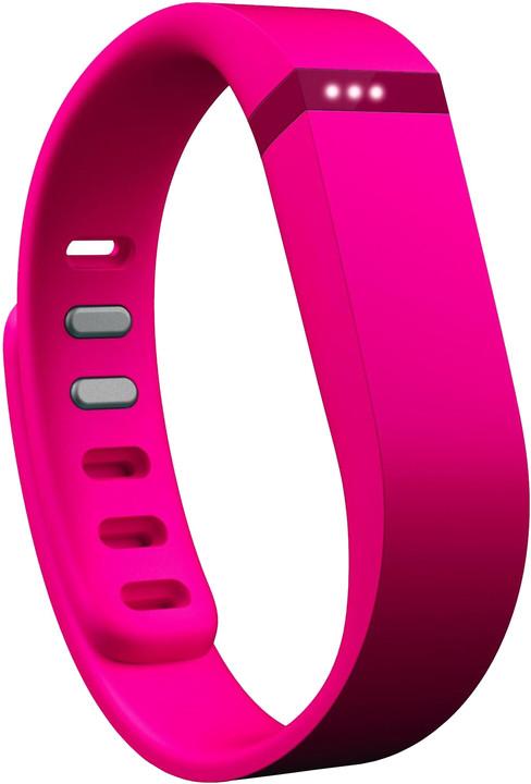 Fitbit příslušenství pro Flex náhradní pásek - Pink - Small