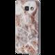 EPICO pružný plastový kryt pro Samsung Galaxy A3 (2016) MARBLE - rose