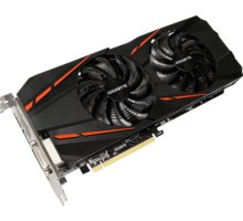 GIGABYTE GeForce GTX 1060 GAMING-6GDG1, 6GB GDDR5 (rev 2.0) - GV-N1060G1 GAMING-6GD(rev 2.0) + Kupon na hru ROCKET LEAGUE, platnost od 30.5.2017 - 25.9.2017