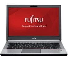 Fujitsu Lifebook E744, stříbrná - LKN:E7440M0027CZ