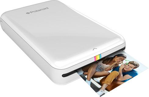 Polaroid ZIP, bílá