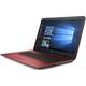 HP 17 (17-y003nc), červená