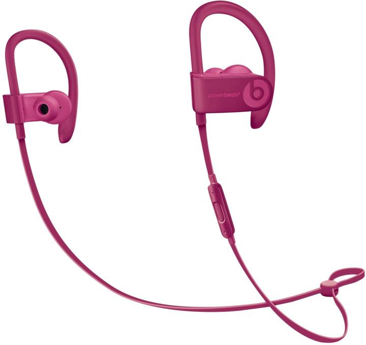 Beats Powerbeats3, cihlově červená