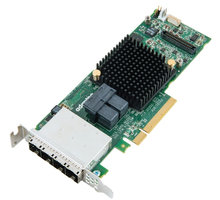 ADAPTEC RAID 78165 Single SAS/SATA 8 int. a 16 ext. portů, x8 PCIe - 2280900-R