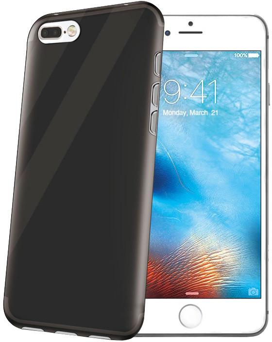 CELLY Gelskin TPU pouzdro pro Apple iPhone 7 Plus, černá
