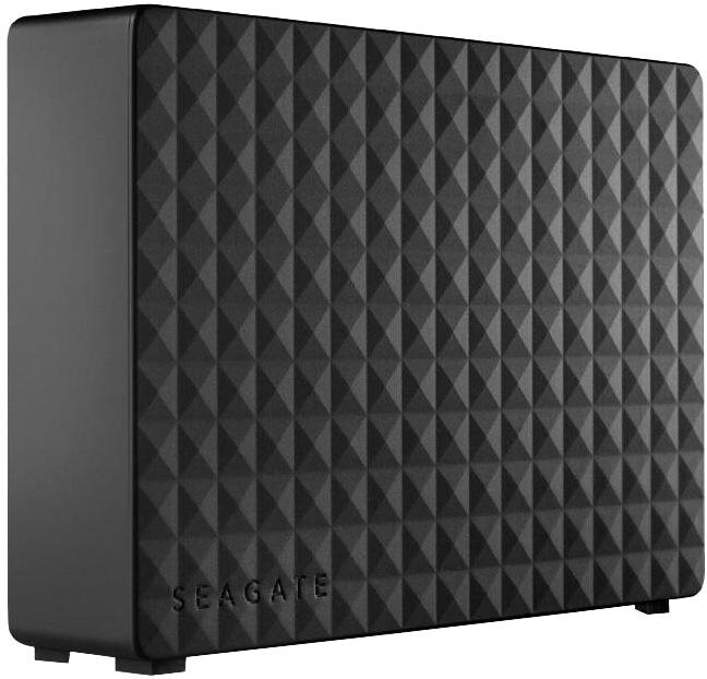 Seagate Expansion Desktop, USB3.0 - 5TB, černá
