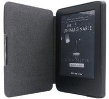 C-TECH PROTECT pro Kindle 8 TOUCH, WAKE/SLEEP funkce, hardcover,AKC-12, černá - AKC-12BK