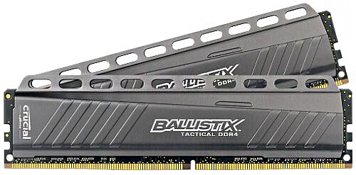 Crucial Ballistix Tactical 16GB (2x8GB) DDR4 2666