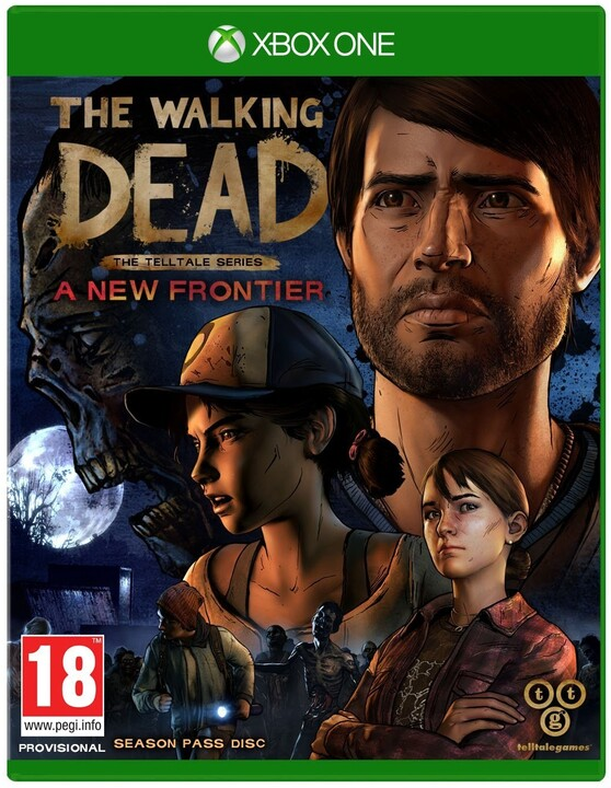 The Walking Dead: A New Frontier (Xbox ONE)