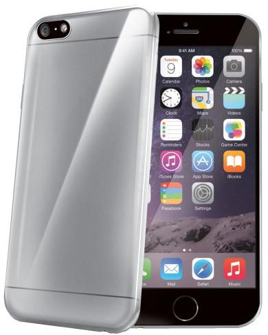 CELLY Ultrathin pouzdro pro Apple iPhone 6 Plus, čirá