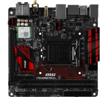 MSI Z170I GAMING PRO AC - Intel Z170