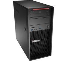 Lenovo ThinkStation P320 TW, černá - 30BH0006MC