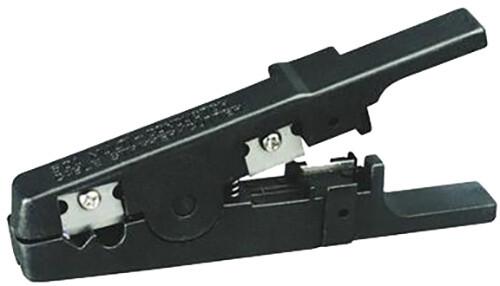 PremiumCord Multifunkční odizolovávací nástroj na kabely a coax