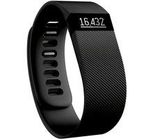 Fitbit Charge, L, černá - FB404BKL-EU