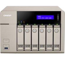 QNAP TVS-663 - TVS-663-4G