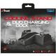 Trust GXT 702 Cooling Stand & Duo Charging Dock (PS4)