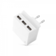 USBEPower HIDE MINI Hub charger 3USB Stand, bílá