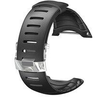 Suunto Core Standard strap, sada náramek+osičky, černá pryž - 322653