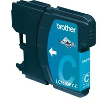 Brother LC-1100HYC, cyan - LC1100HYC