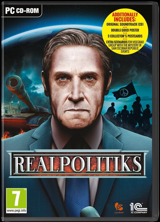 Realpolitiks - Special Box Edition (PC)