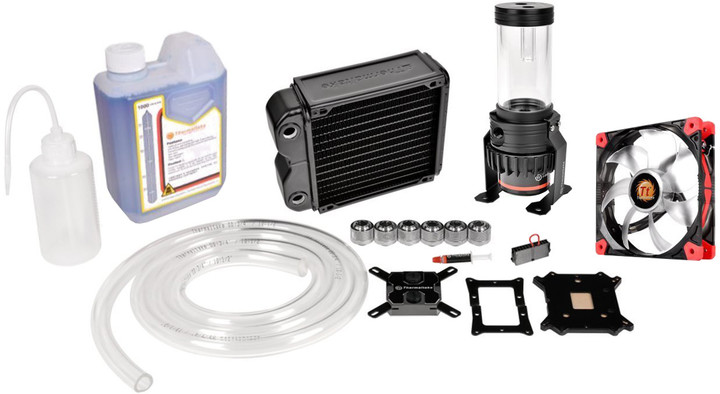 Thermaltake Pacific RL140 D5 Water Cooling Kit (120mm)