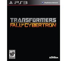 Transformers Fall of Cybertron - PS3