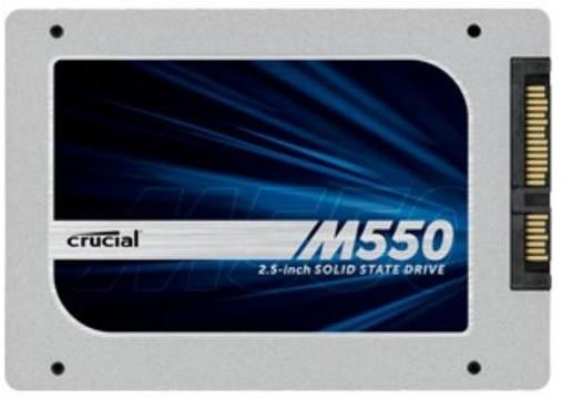 Crucial M550 - 256GB