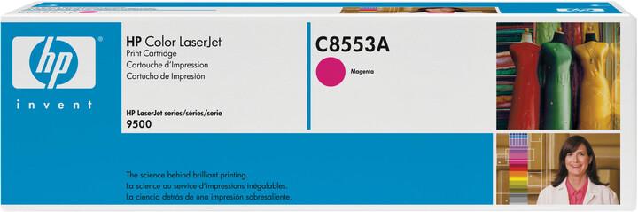 HP C8553A, purpurový