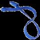 TYLT BAND Car Charger Micro USB Modrá
