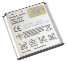 Sony Ericsson BST-38 baterie Li-Pol 930mAh (BULK)