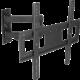 Stell SHO 3600 SLIM výsvuný držák TV, černá  + Zdarma FIELDMANN FDS 1002-6R (v ceně 139,-)