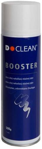D-Clean Booster stlačený plyn nehořlavý, ultra silný, 500g