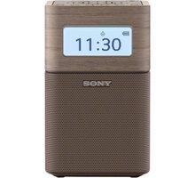 Sony SRF-V1BT, bluetooth, hnědá - SRFV1BTT.EU8