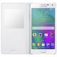Samsung pouzdro S-view EF-CA500B pro Galaxy A5 (SM-A500), bílá