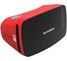 Homido Grab Virtual reality headset - Červená - HOMIDO GRAB-RD