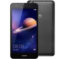Huawei Y6 II, Dual Sim, černá - SP-Y6IIDSBOM + Zdarma SIM karta Relax Mobil s kreditem 250 Kč