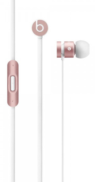 Beats By Dr. Dre uRBEATS, Rose Gold