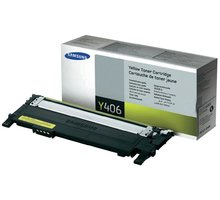Samsung CLT-Y406S, žlutý - CLT-Y406S/ELS
