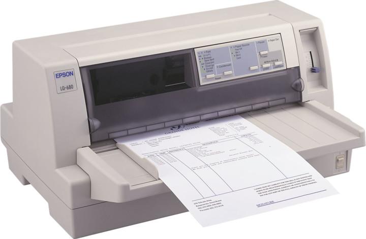 Epson LQ-680 Pro jehličková tiskárna