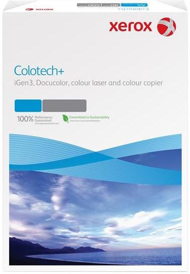 Xerox papír Colotech+, A4, 250 ks, 160g/m2