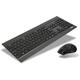 Rapoo 8900P, bezdrátový set, černý, CZ