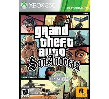Grand Theft Auto: San Andreas - X360 - 5026555264976