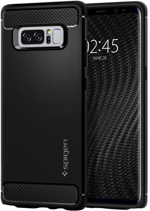 Spigen Rugged Armor pro Galaxy Note 8, black