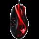 Razer Naga Hex, červená
