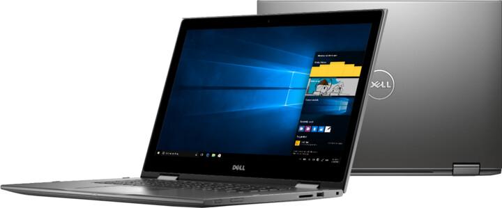 Dell Inspiron 15z (5578) Touch, šedá