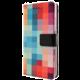 FIXED Opus pouzdro typu kniha pro Samsung Galaxy J5 (2017), motiv Dice