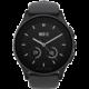 Vector SmartWatch Luna-Flat Black/Black Silicone