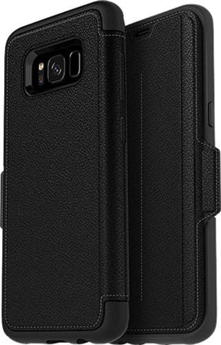 Otterbox ochranné otevírací pouzdro pro Samsung S8 - černé