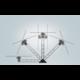 Meliconi 580414 CME Rotation ER 120 nástěnný náklonný držák na TV, černá